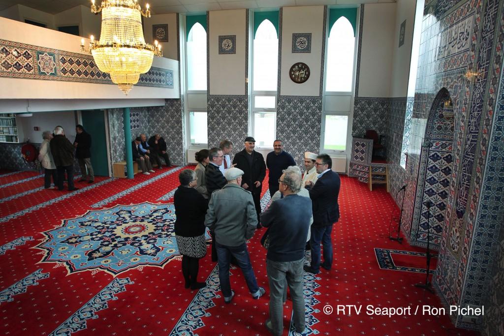 Open dag Kuba-moskee