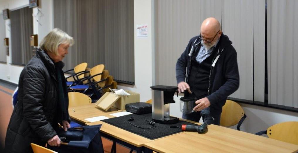 Repair Café Santpoort-Noord geopend