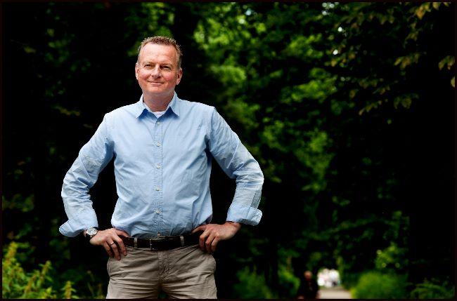 Frank Dales nieuwe burgemeester