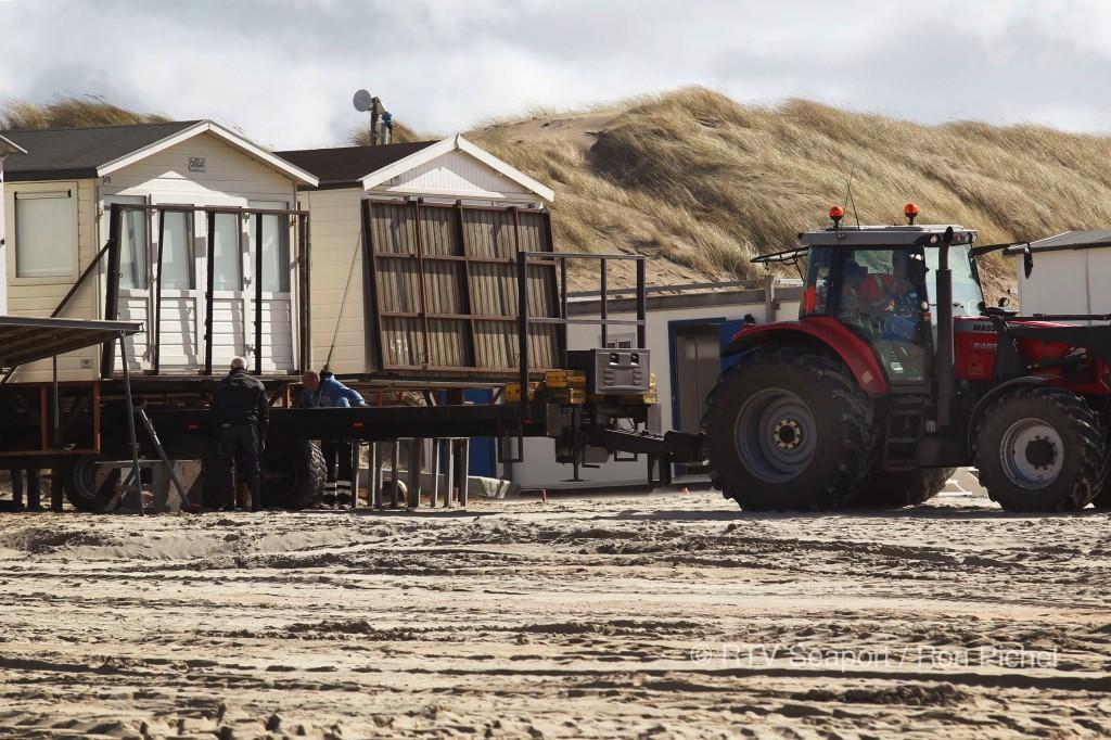 Nieuwe noodverordening treft ook strandhuisjes
