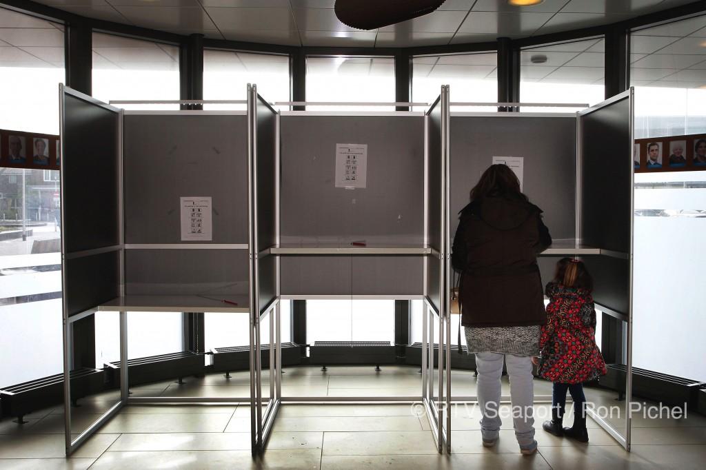 Stemmen Referendum Oekraïne