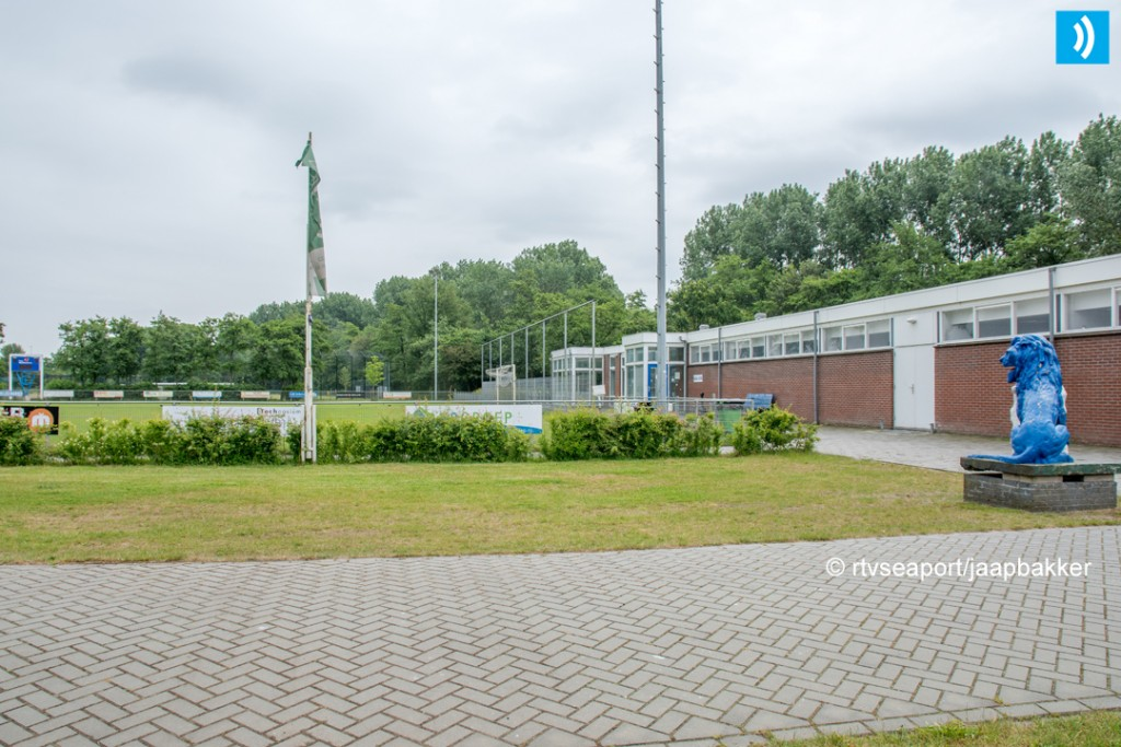 FC Velsenoord verlaat zondag