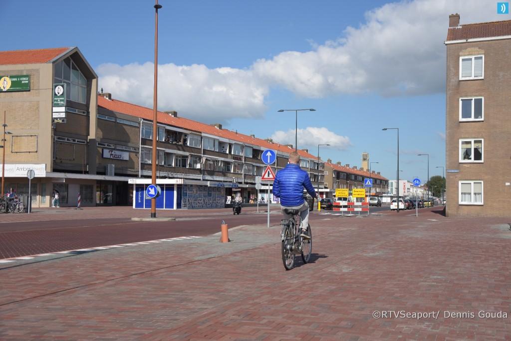 De Lange Nieuwstraat wordt op een aantal plekken aangepast.