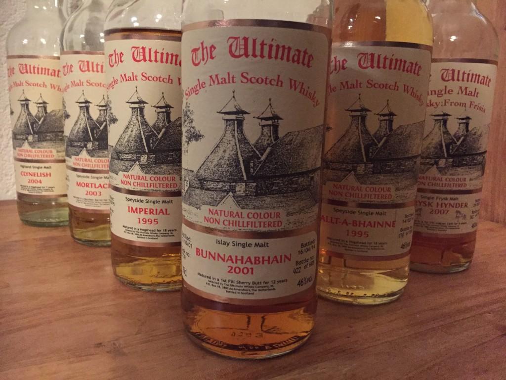Masterclass whiskeykenner Jan Beek