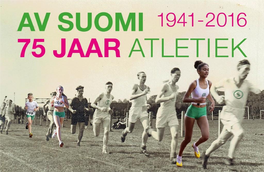 AV Suomi viert 75-jarig jubileum