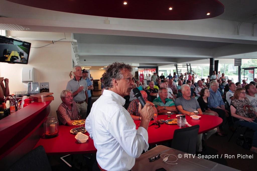 Grand Prix kijken met Jan Lammers