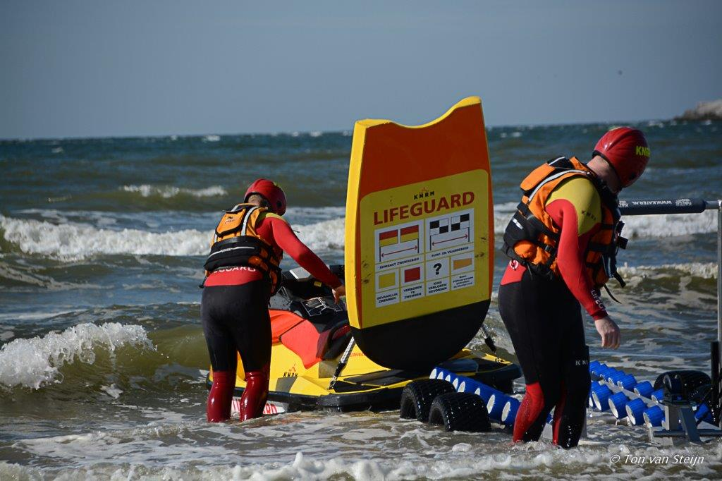 Lifeguards delen hun kennis