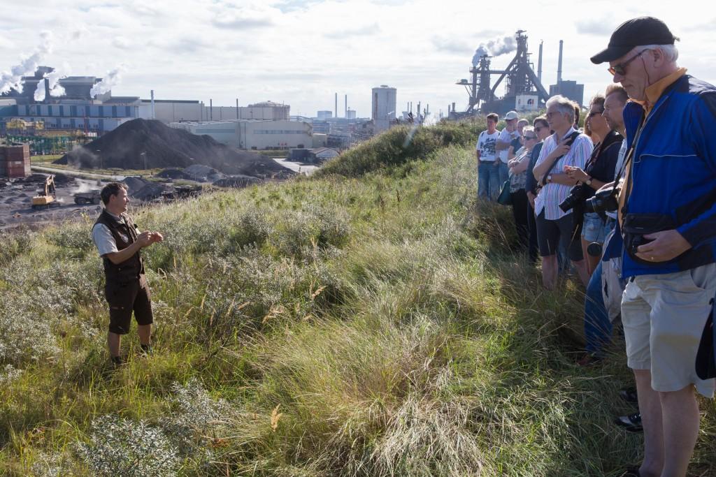 Primeur: natuurexcursie bij Tata Steel