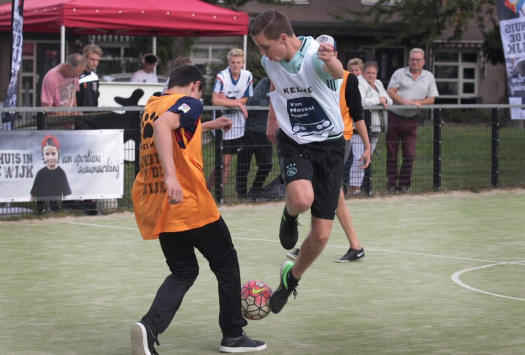 Telstar Street League officieel van start