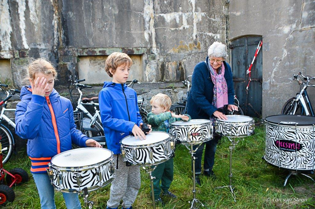 Festival Leven op het Donkerst Fort