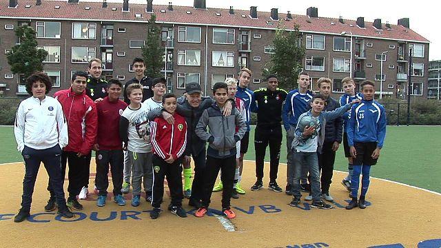 Derde voorronde Street League Pleiadenplantsoen – IJmuiden