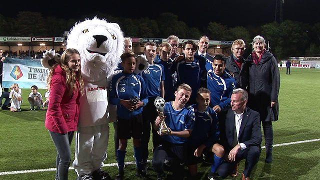 FC Zeewijk wint vijfde editie van Telstar Street League