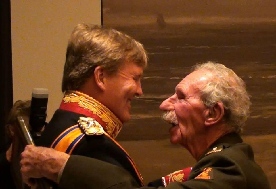 Luitenant-Generaal Ted Meines overleden