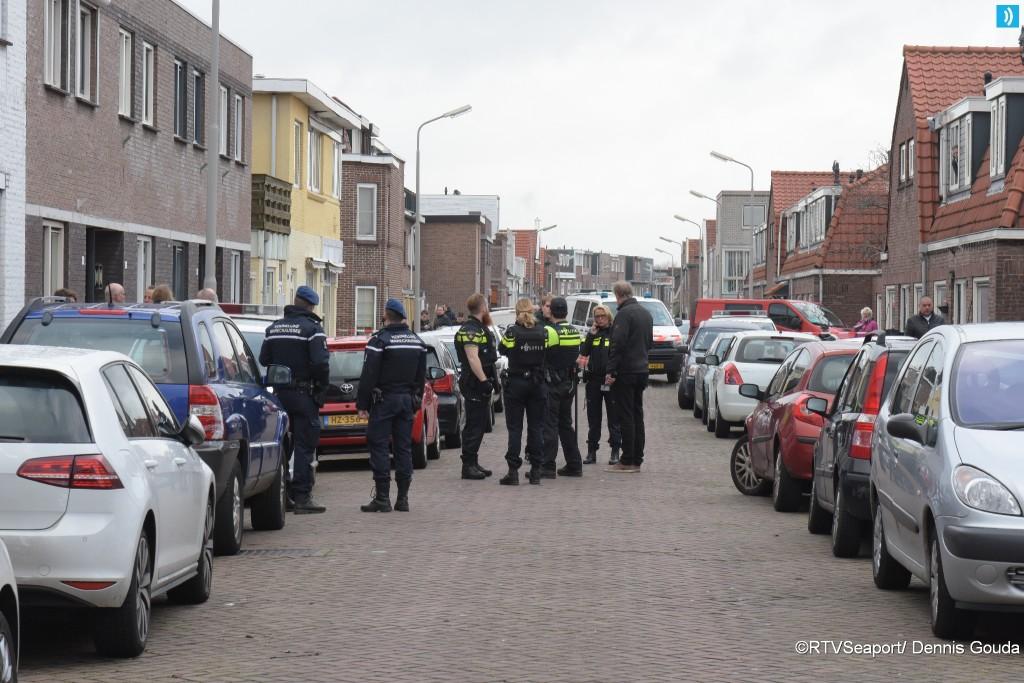 Steekpartij IJmuiden