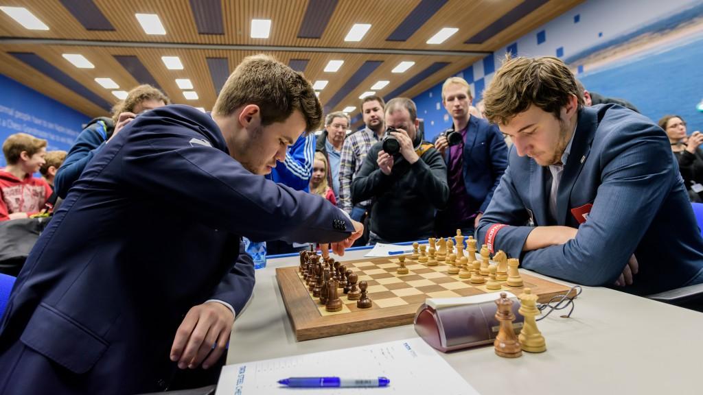 Deelnemersveld schaaktoernooi compleet