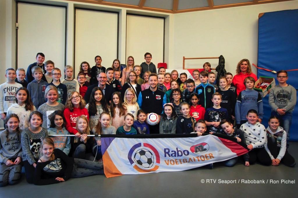 Rabo AZ voetbaltoer