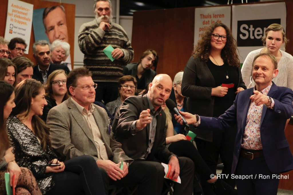 5 maart debat over welzijn en cultuur