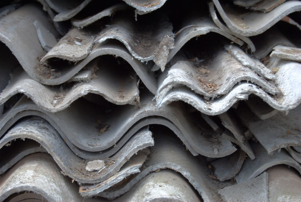 Samenwerken bij verwijderen van asbest