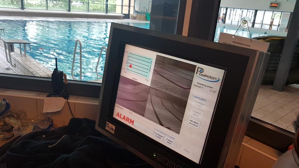 Techniek Experience in zwembad De Heerenduinen