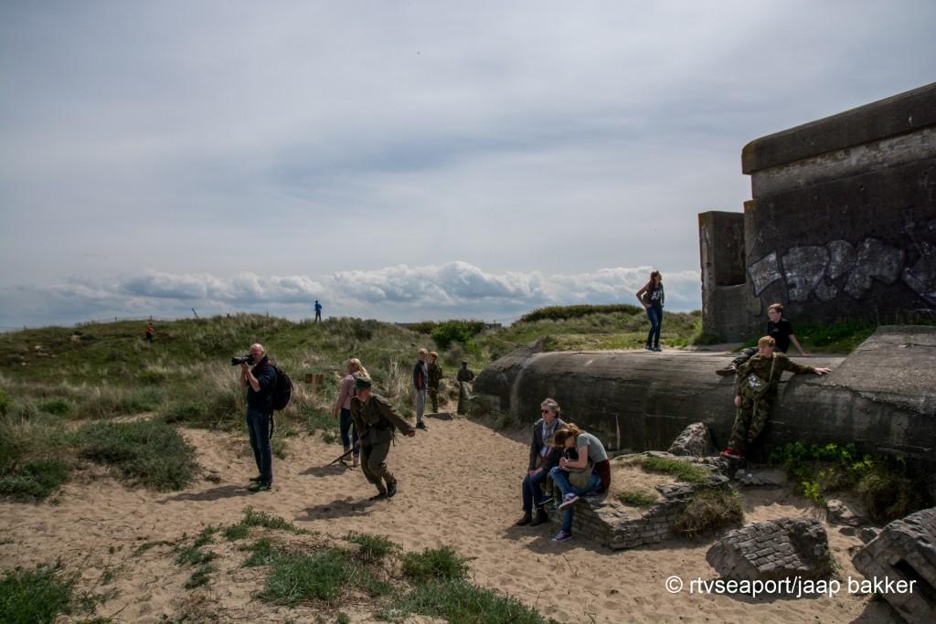 Historisch bunkerweekend