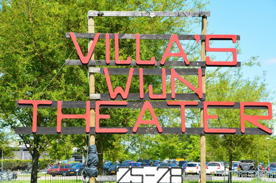 Villa's Culinair Wijntheater (foto's)