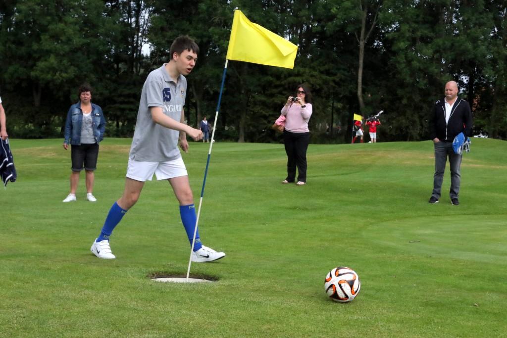 2017-06-10 Footgolf Spaarnwoude - 2