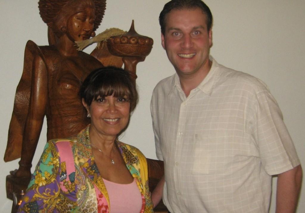 Herhaling Sandra Reemer bij RTV Seaport