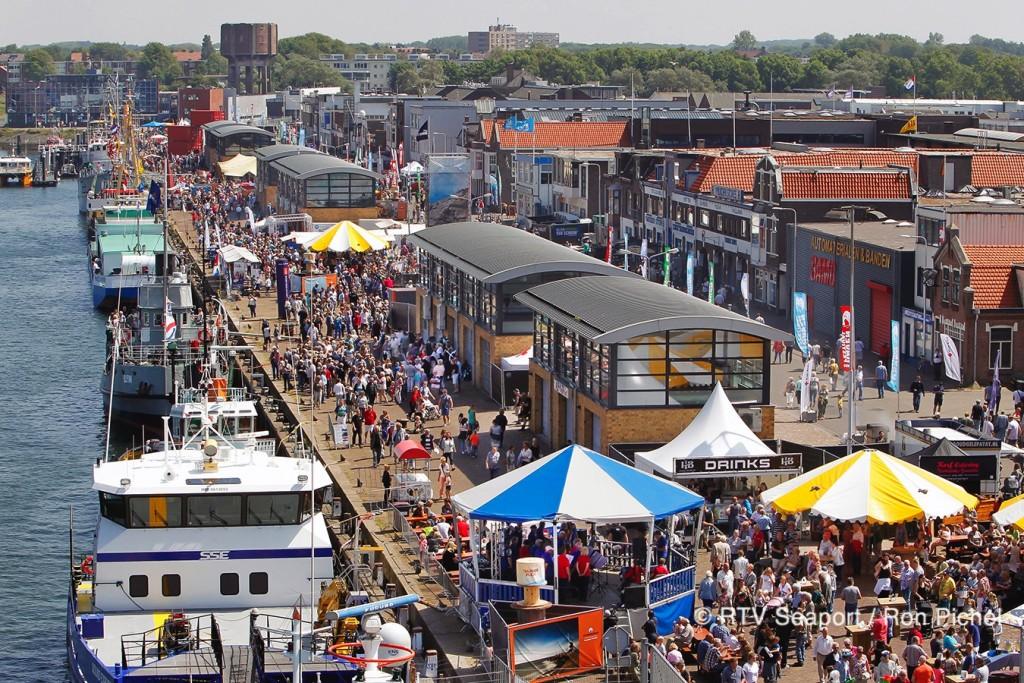 Geslaagd hernieuwd Havenfestival