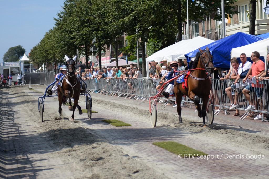 Harddraverij IJmuiden (2)