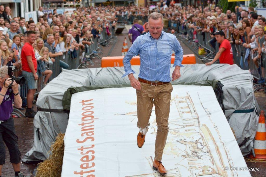 steppenrace burgemeester