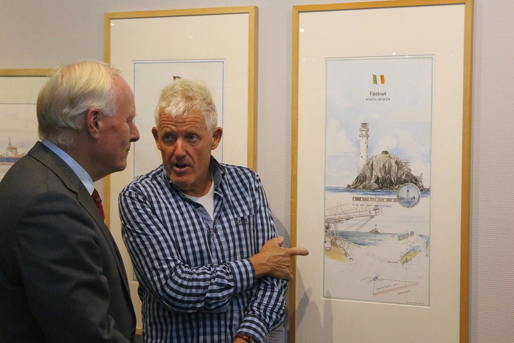 09-Zeegezichten Zee en Havenmuseum schilderijen
