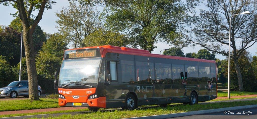 Nieuwe buslijnen 385 en 382