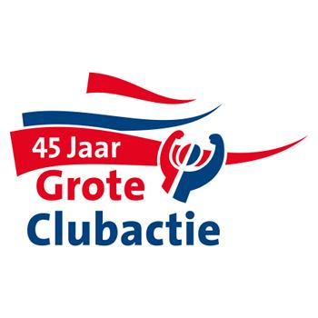 Grote Clubactie start zaterdag 16 september