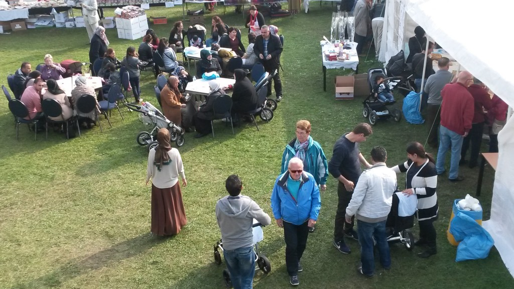 Tweede editie Cultuur- en Foodfestival