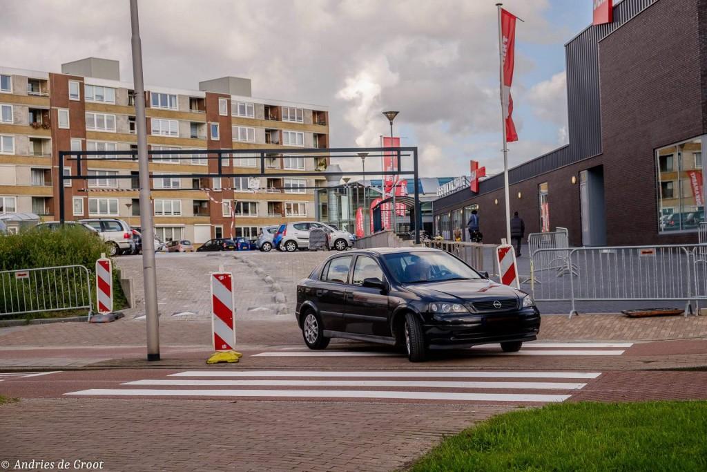 Parkeerdek Zeewijkpassage per direct gesloten
