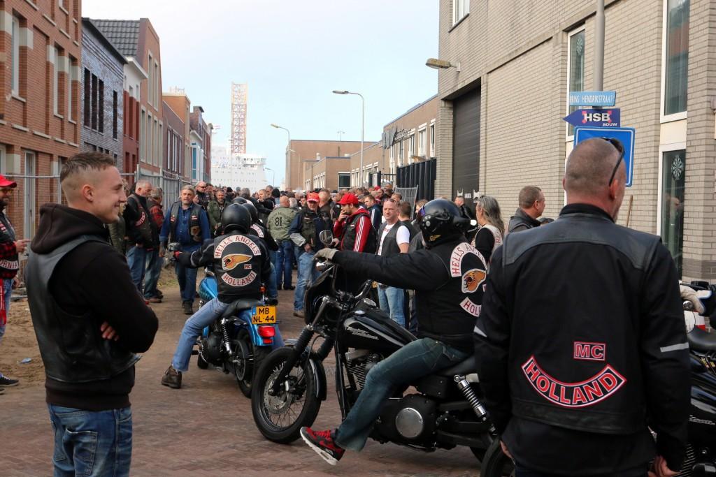 2014-10-14 Crematie HellsAngel IJmuiden 15