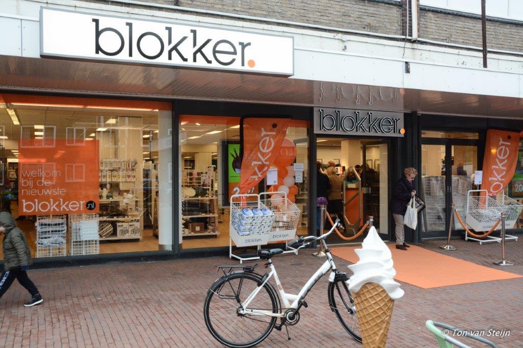 Nieuwe inrichting voor Blokker IJmuiden