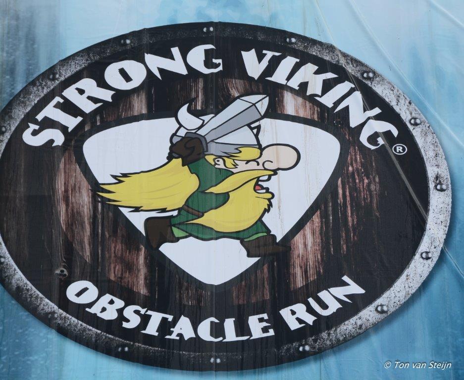 Strong Viking Run in Spaarnwoude