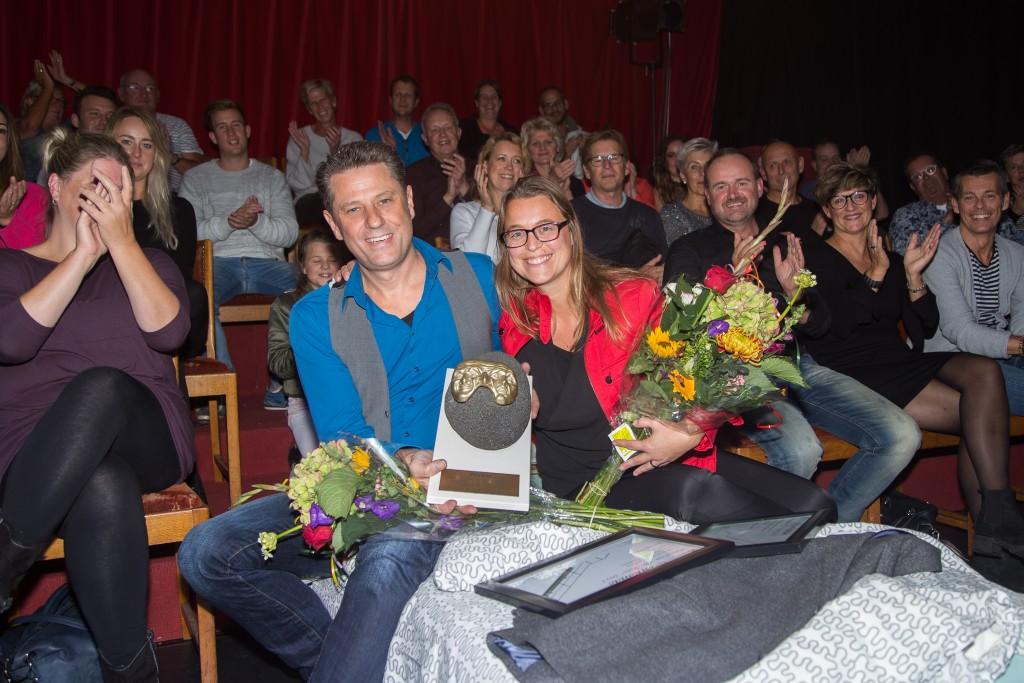 Wisselprijs voor oprichters Veeking Theaterproducties
