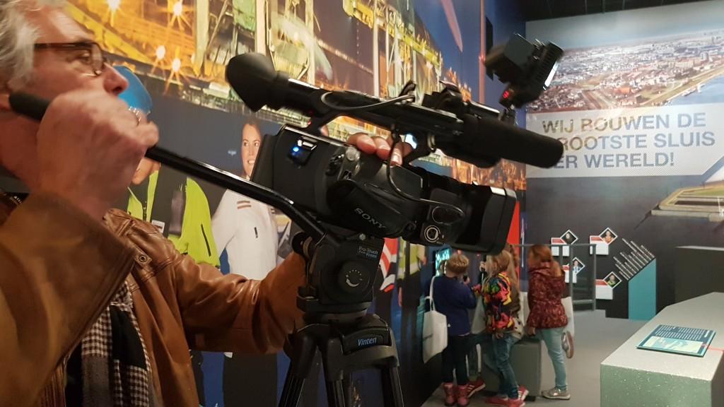 Zaterdag tv-talkshow Plein 45 in SHIP