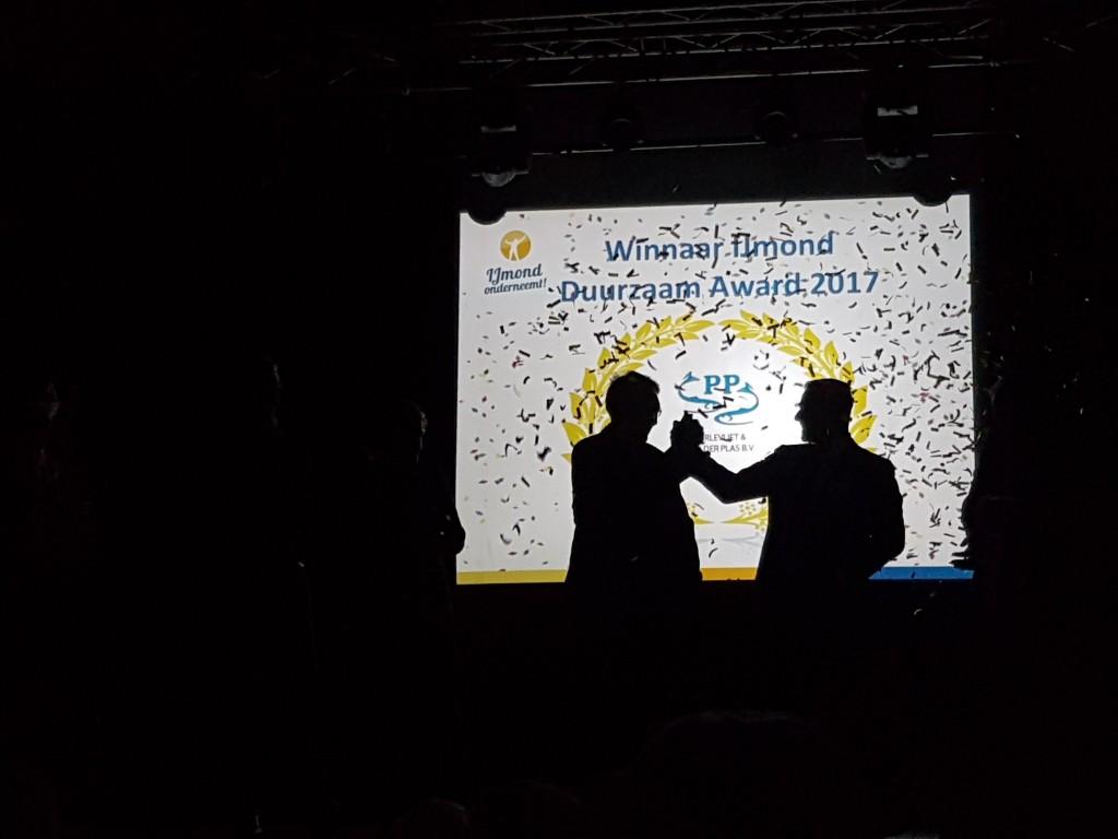 NVD, Tiebies en Parlevliet & van der Plas winnen Awards