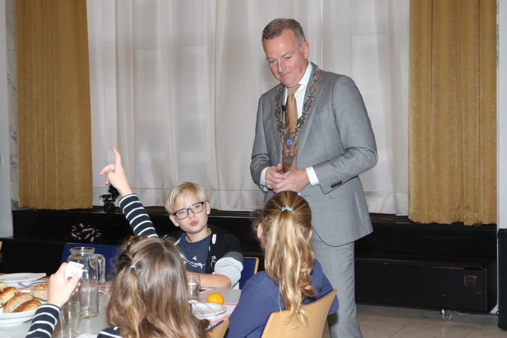Ontbijt met de burgemeester Dales