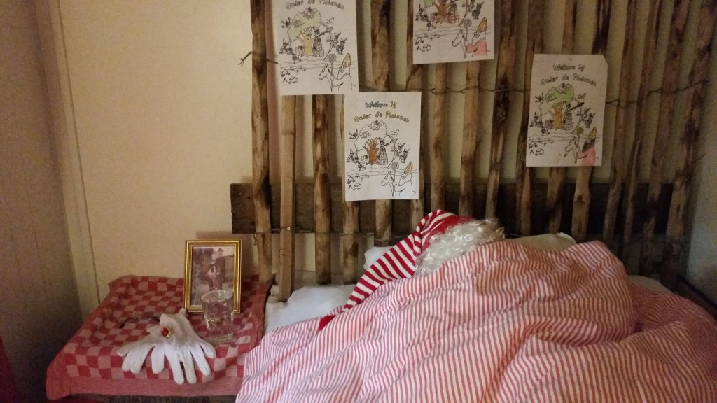 Sinterklaas logeert op boerderij Zorgvrij