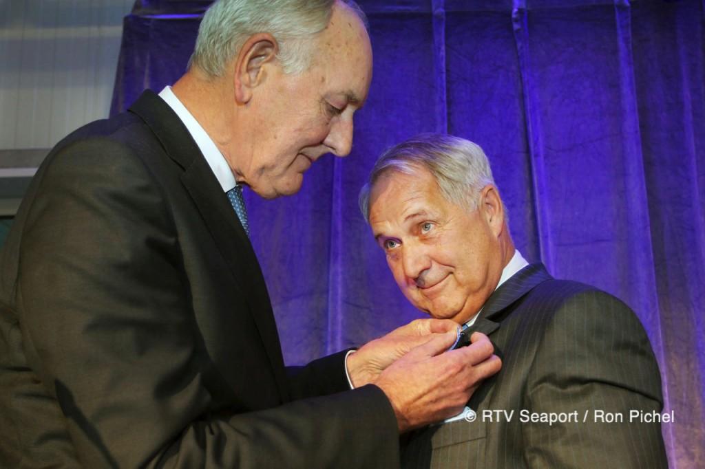 Frans Baud - KVSA - Kon. Onderscheiding