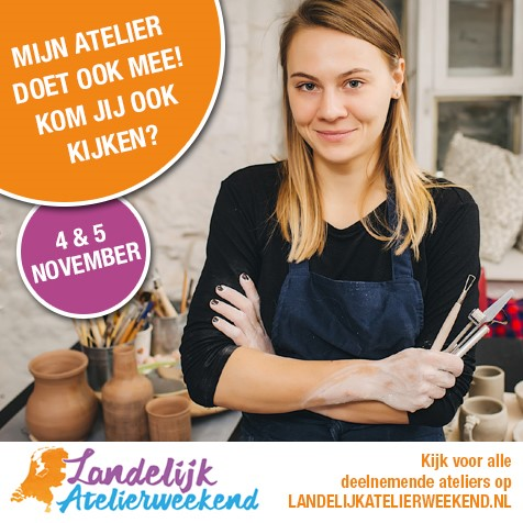Atelierweekend in Velsen-Noord