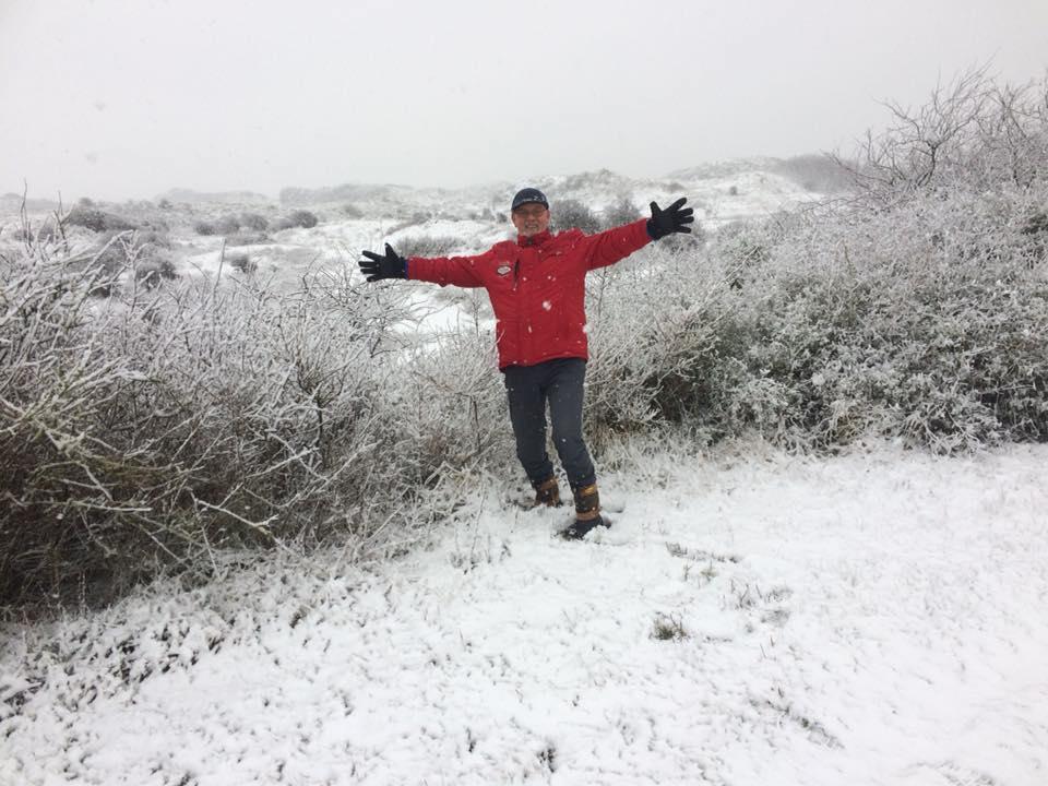 Sneeuw Gerrit Wesseman