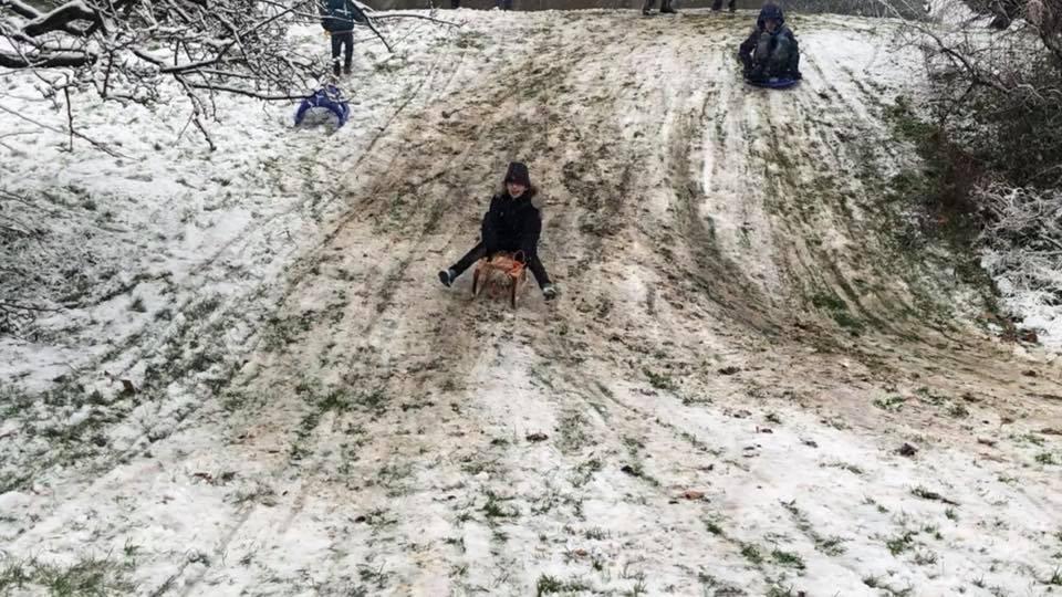 Sneeuw ed vd Wal
