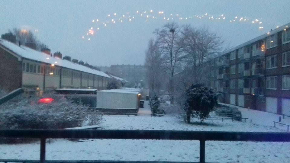 Sneeuw nanc van oijen