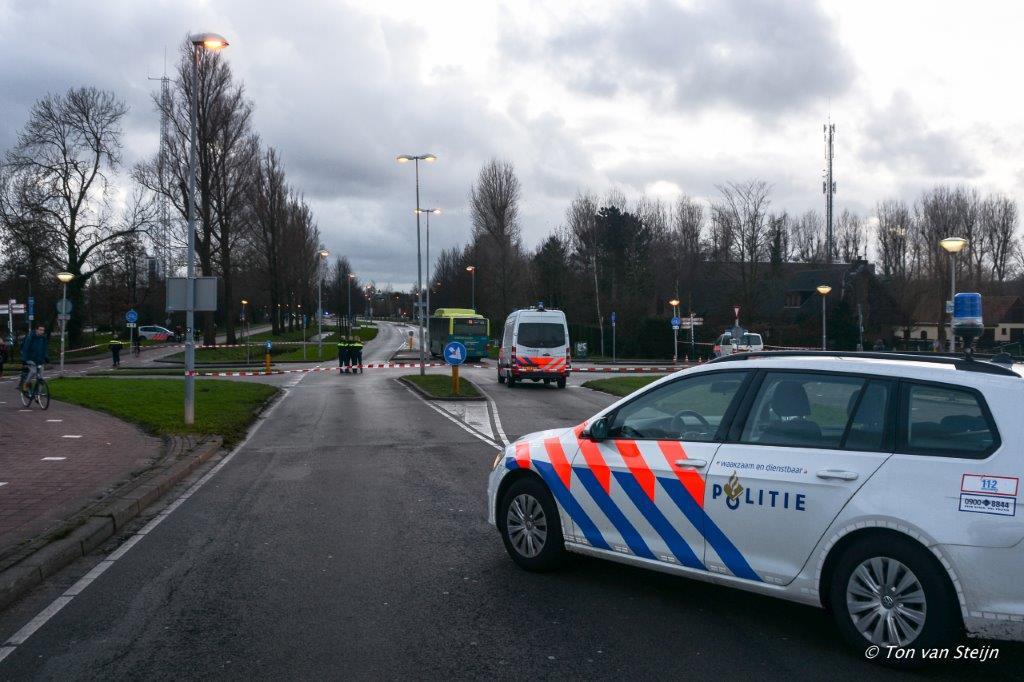 Op nieuw ernstig fietsongeval met Connexxion-bus