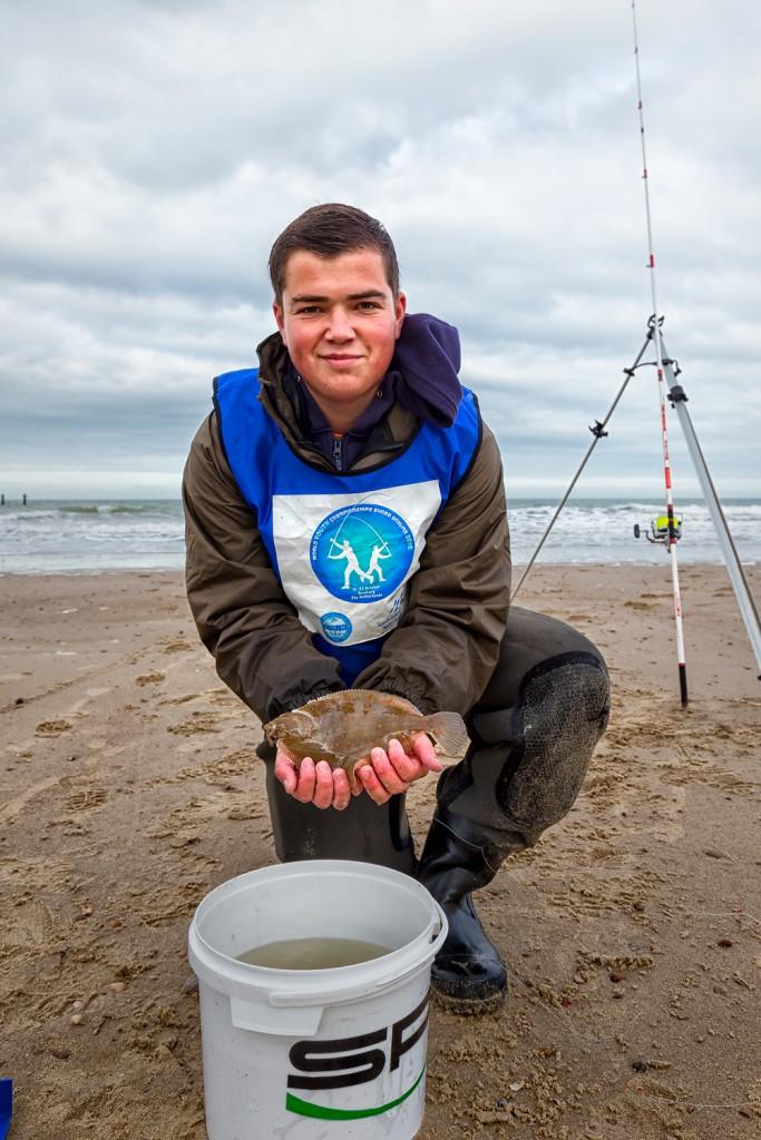 masterclasses zeevissen jeugd
